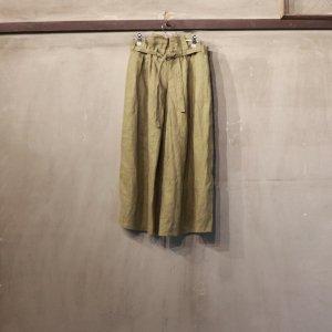 袴パンツ / リネン(5color)