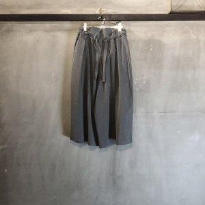 袴パンツ / ツイル(2color)