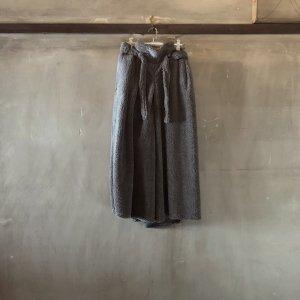 袴パンツ / フリース(2color)