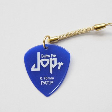 携帯ストラップ JOP-γ(ブルー)スマホ対応!