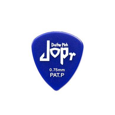 JOP γ -ティアドロップ - セル製ブルー0.75mm【20枚セット】