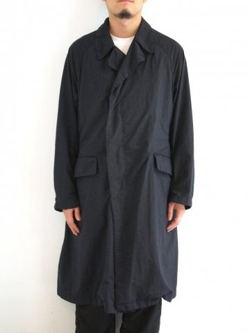<img class='new_mark_img1' src='//img.shop-pro.jp/img/new/icons43.gif' style='border:none;display:inline;margin:0px;padding:0px;width:auto;' />Device Coat packble:NAVY【 TEATORA 16 AW】