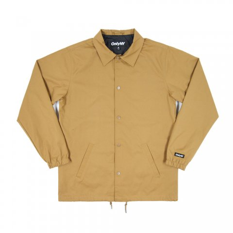 <img class='new_mark_img1' src='//img.shop-pro.jp/img/new/icons43.gif' style='border:none;display:inline;margin:0px;padding:0px;width:auto;' />Cotton Coach Jacket:Nutmeg【OnlyNY 2016AW】