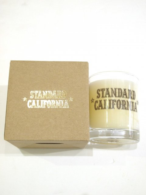 <img class='new_mark_img1' src='//img.shop-pro.jp/img/new/icons1.gif' style='border:none;display:inline;margin:0px;padding:0px;width:auto;' />SD Aroma candle【STANDARD CALIFORNIA 2017SS】