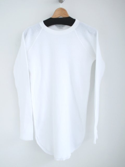 US0780:WHITE【UNUSED 2017SS】