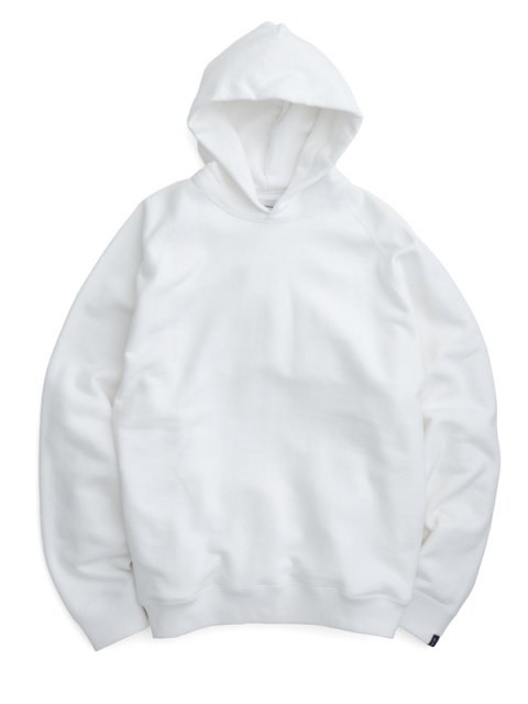 <img class='new_mark_img1' src='//img.shop-pro.jp/img/new/icons1.gif' style='border:none;display:inline;margin:0px;padding:0px;width:auto;' />LOOPWHEELER for Graphpaper Sweat Parka : WHITE【Graphpaper  2017SS】