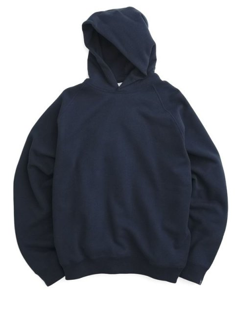 <img class='new_mark_img1' src='//img.shop-pro.jp/img/new/icons1.gif' style='border:none;display:inline;margin:0px;padding:0px;width:auto;' />LOOPWHEELER for Graphpaper Sweat Parka : NAVY【Graphpaper  2017SS】
