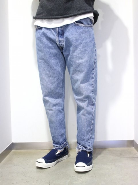<img class='new_mark_img1' src='//img.shop-pro.jp/img/new/icons43.gif' style='border:none;display:inline;margin:0px;padding:0px;width:auto;' />TAPERED JEANS:イ