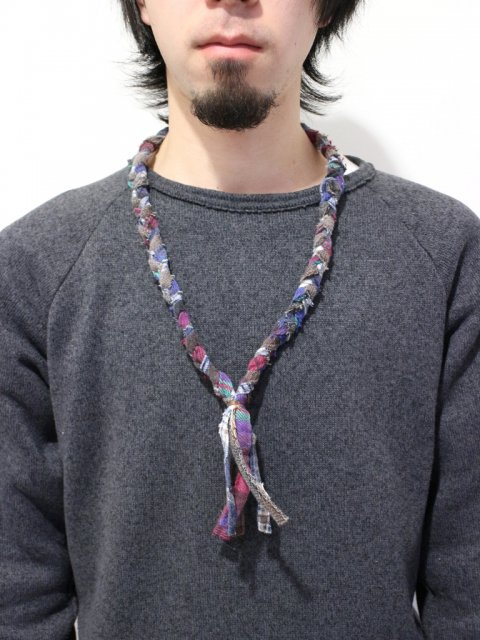 <img class='new_mark_img1' src='//img.shop-pro.jp/img/new/icons43.gif' style='border:none;display:inline;margin:0px;padding:0px;width:auto;' />NEL NECKLACE:カラータイプ/B【 OLD PARK 2017SS】
