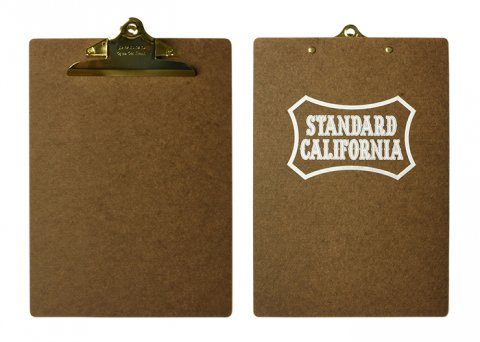<img class='new_mark_img1' src='//img.shop-pro.jp/img/new/icons43.gif' style='border:none;display:inline;margin:0px;padding:0px;width:auto;' />PENCO×SD  Old School Clip Board【STANDARD CALIFORNIA 2017SS】