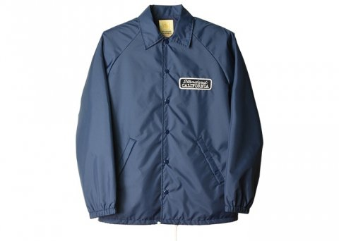 <img class='new_mark_img1' src='//img.shop-pro.jp/img/new/icons43.gif' style='border:none;display:inline;margin:0px;padding:0px;width:auto;' />【完売】SD Coach Jacket Type2:ネイビー【STANDARD CALIFORNIA 2017SS】