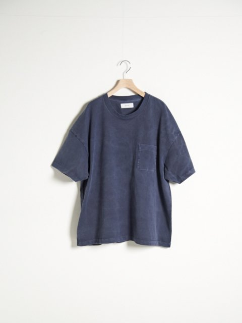 <img class='new_mark_img1' src='//img.shop-pro.jp/img/new/icons1.gif' style='border:none;display:inline;margin:0px;padding:0px;width:auto;' />BIG Tee:NAVY【 marka 2017Summer 】