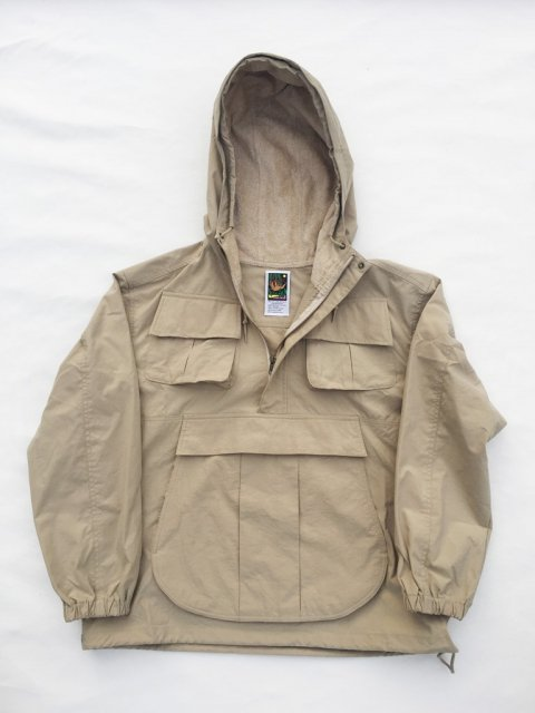 <img class='new_mark_img1' src='//img.shop-pro.jp/img/new/icons1.gif' style='border:none;display:inline;margin:0px;padding:0px;width:auto;' />JUNGLE COMFORT JACKET:BEIGE【 GOOFY CREATION 2017SS】