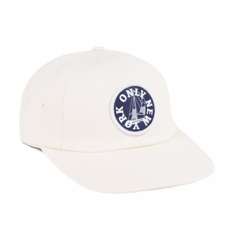 <img class='new_mark_img1' src='//img.shop-pro.jp/img/new/icons1.gif' style='border:none;display:inline;margin:0px;padding:0px;width:auto;' />【残り1点】Newport Polo Hat:natural【 Only NY 2017SS】