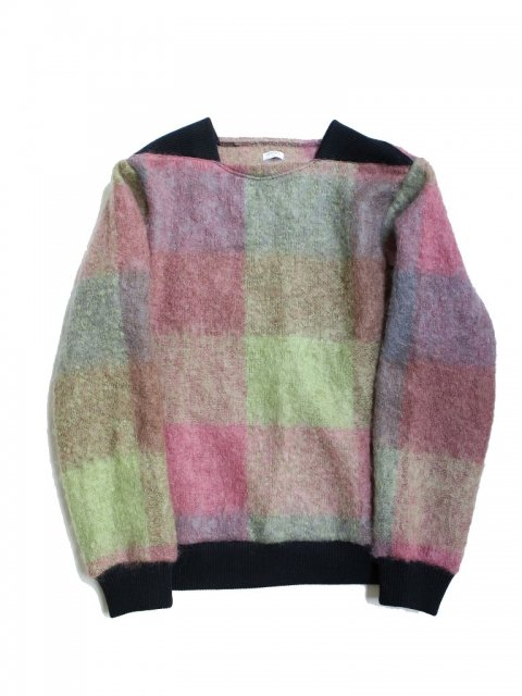BLANKET SWEATER