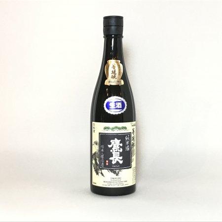 鷹長 菩提もと純米酒(火入れ)