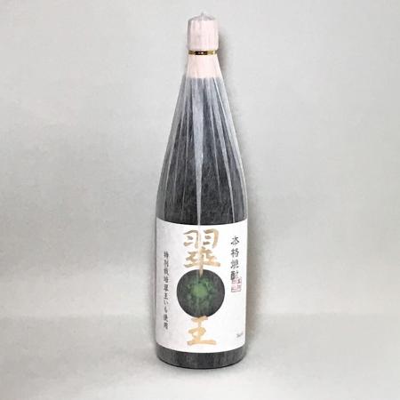 芋焼酎「翠王(すいおう)」25度1.8L