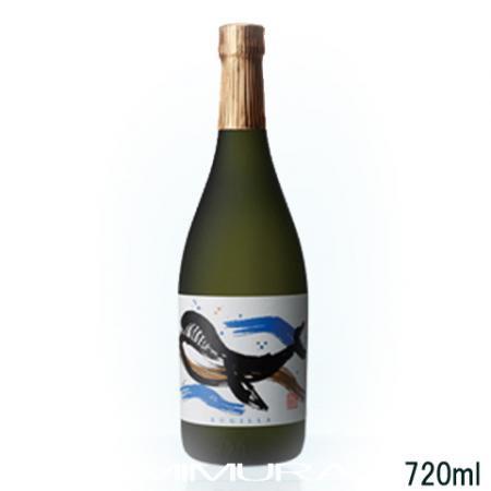 くじらのボトル720ml - 日本酒・地酒・焼酎・ワインの販売-酒の ...