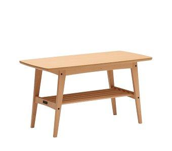 カリモク60 リビングテーブルS ピュアビーチ