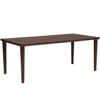 カリモク60+ ダイニングテーブル1800 モカブラウン