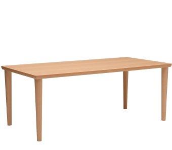 カリモク60+ ダイニングテーブル1800 ピュアビーチ
