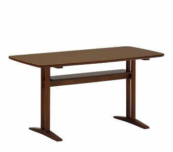 カリモク60+ カフェテーブル1200 ウォールナット色