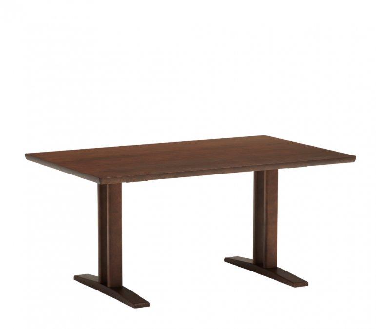 カリモク60+ LDテーブルT 1300(高さ600mm) モカブラウン