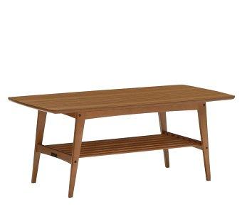 カリモク60 リビングテーブルLウォールナット