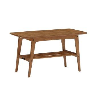 カリモク60 リビングテーブルS  ウォールナット
