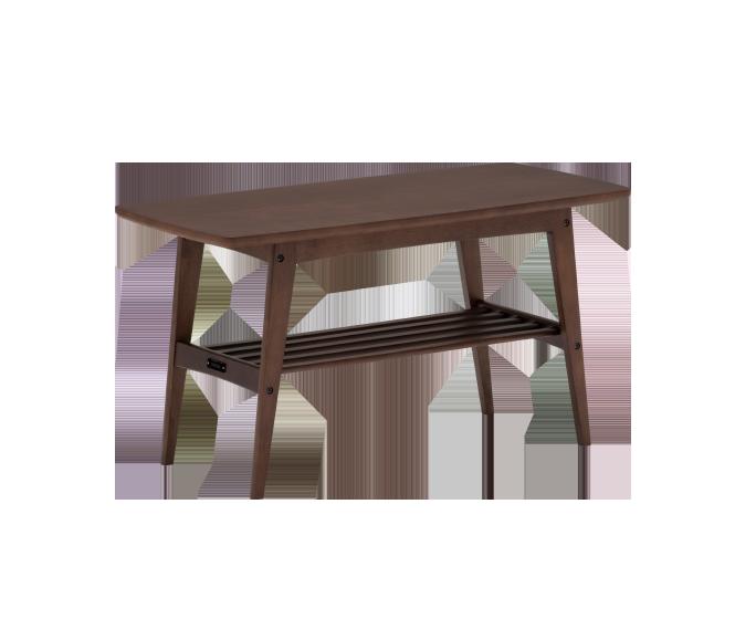カリモク60 リビングテーブルS  モカブラウン