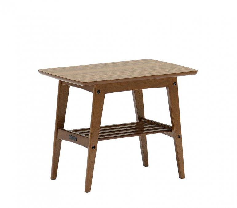 カリモク60 サイドテーブル  ウォールナット