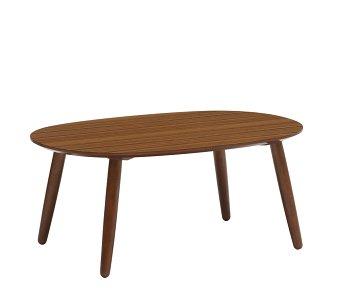 カリモク60+ ローテーブル