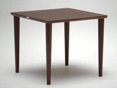 カリモク60+ ダイニングテーブル800 モカブラウン