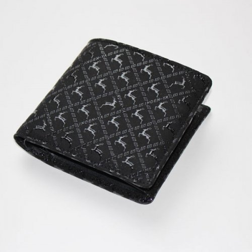 印傳屋【印伝】の財布(二つ折り)
