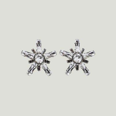 Stella Earrings  <CRYSTAL>