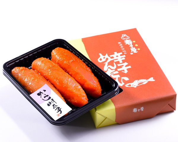 熟成 辛子めんたい <極上>222g(約1腹半):2,160円(内税)
