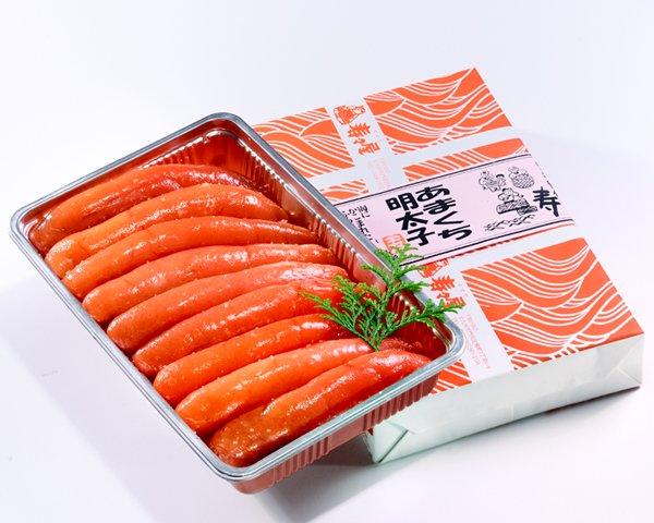 極上 甘口めんたい777g(約4腹):7,560円(内税)