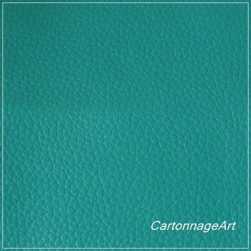 Thinage Leather #143 ピーコックグリーン