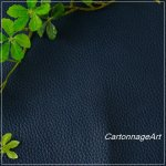 Thinage Leather HE-Indigo