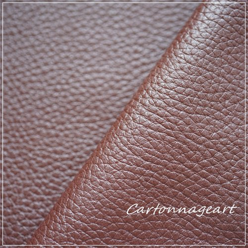 Thinage Leather OL-チョコブラウン