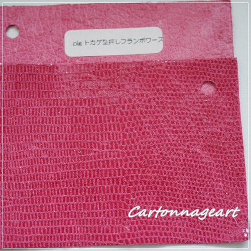 ThinageLeather color sample <PigSkin>