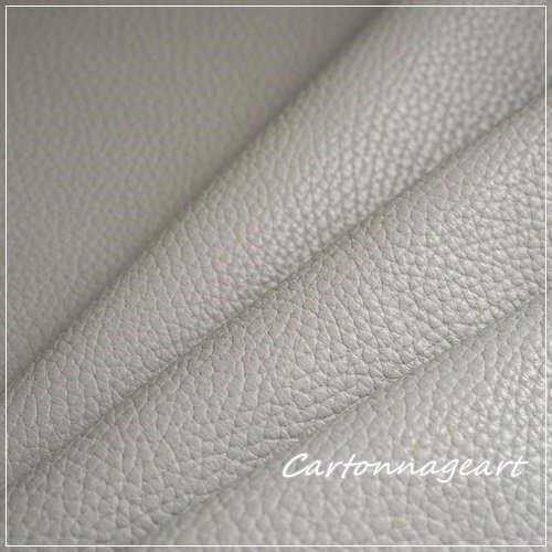Thinage Leather ITY-アッシュグレー