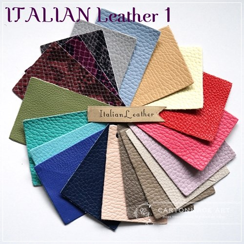 ThinageLeather color sample <ITALIAN Leather�>