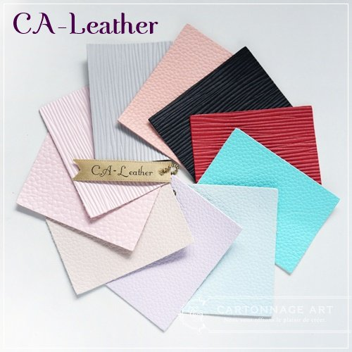 ThinageLeather color sample <CA>