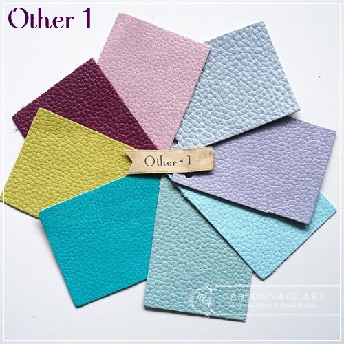 ThinageLeather color sample <Othe...