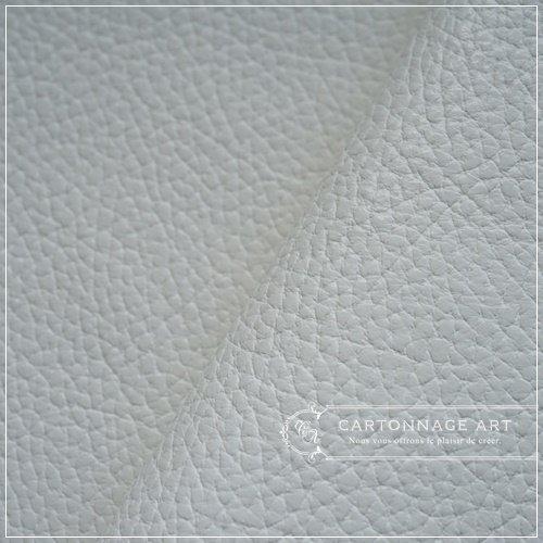 Thinage Leather ITY-ミルキーホワイト