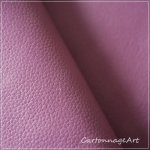 Thinage Leather パープルシュリンク