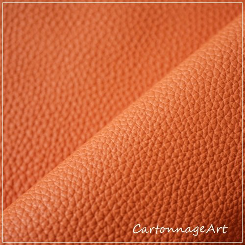 Thinage Leather HE-Orange