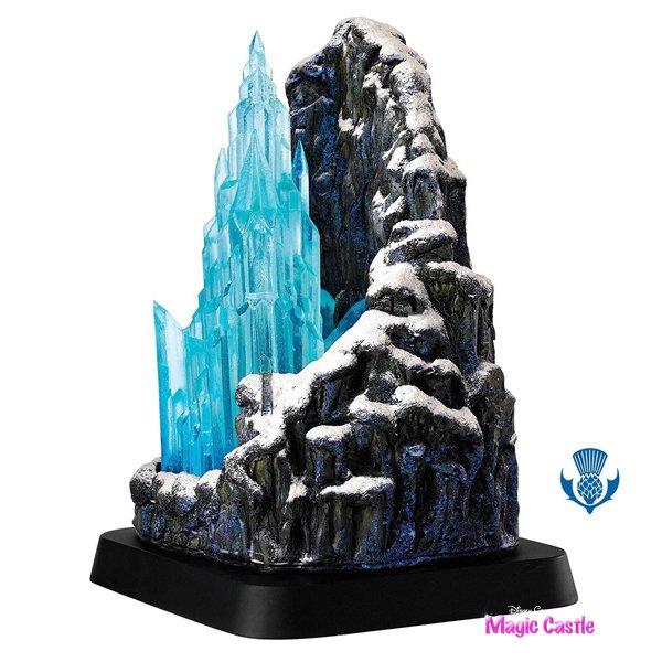 限定500 ディズニー アナと雪の女王 ライトアップ リミテッド・フィギュア Elsa's Castler Limited Edition