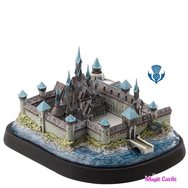 限定500 ディズニー アナと雪の女王 アレンデール城 リミテッド・フィギュアArendelle Castle Limited Editi…